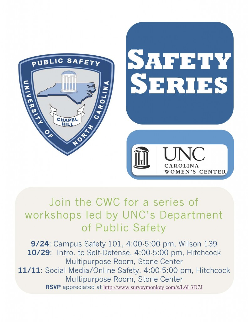 Safety Series Flyer