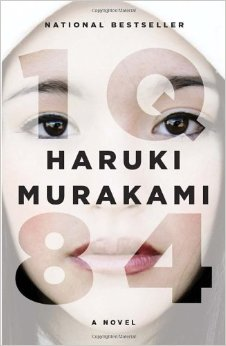 Join us for '1Q84′ by Haruki Murakami