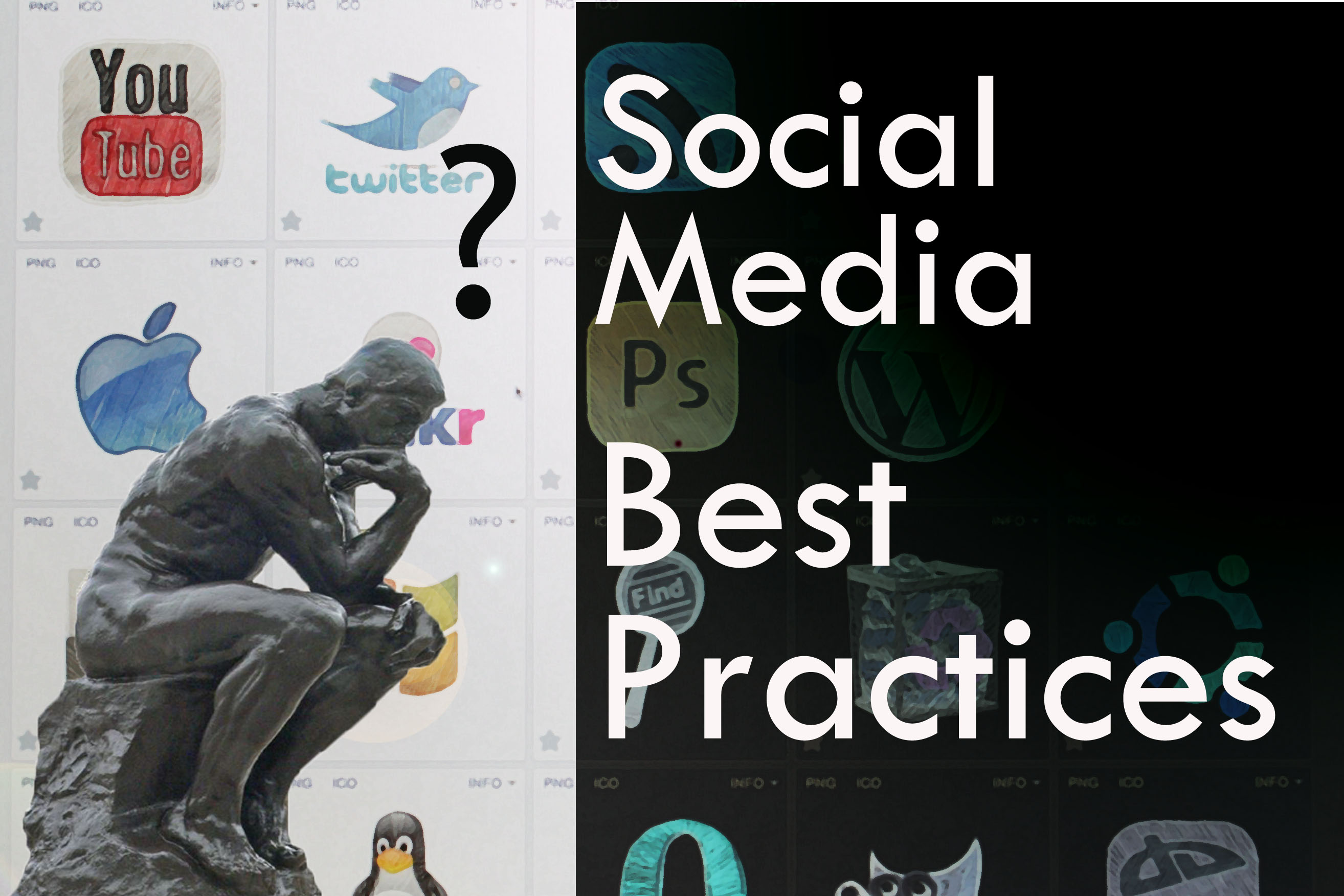 Join us for Social Media Best Practices