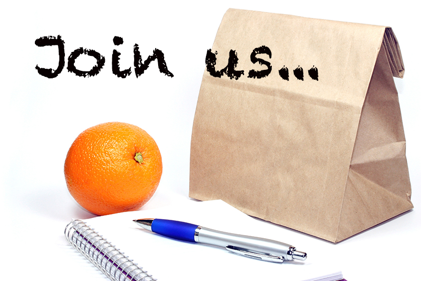 Join us for a brown bag lunch on setting career goals